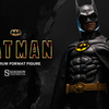 Sideshow Toy Michael Keaton Batman Premium Format Figure Preview