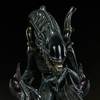 Aliens - Alien Warrior Statue From Sideshow Toy