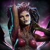 Starcraft II Kerrigan Queen of Blades Statue