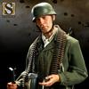 Battle of Crete: German Paratrooper Premium Format Figure