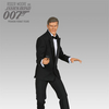 Roger Moore as James Bond From Sideshow Toy