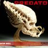 Classic Predator Skull Prop Replica