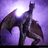 DC Comics Gotham City Nightmare Collection Batman Statue From Sideshow Toy