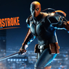Deathstroke Premium Format Figure From Sideshow Toy