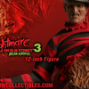 Sideshow Toy Freddy Krueger Dream Warrior - Comic-Con Exclusive