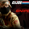 Cobra Desert Ops Trooper: Sniper 12-inch Figure – G. I. Joe Preview