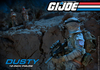 G.I.Joe Dusty 12-inch Figure Revealed