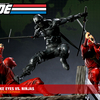 G.I. Joe Snake-Eyes Vs. Red Ninjas Diorama