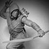 Sideshow G.I. Joe Storm Shadow Statue Preview