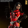 Crimson Strike Baroness Premium Format Figure From Sideshow Toy