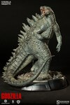 2014 Godzilla Maquette From Sideshow Toy