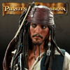 Pirates of the Caribbean - Jack Sparrow Premium Format Figure