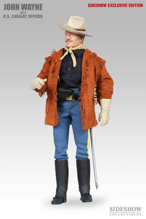 John Wayne 12 Inch Figure Cavalry Officer