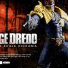 Judge Dredd 1:4 Scale Polystone Diorama Teaser