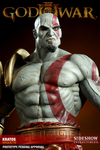 Kratos God of War Polystone Statue