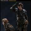 LOTR Frodo and Samwise Statue