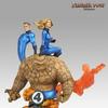 Fantastic Four Diorama