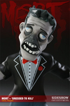 Mort 'Dressed to Kill' Vinyl Collectible