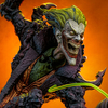 DC Comics Gotham City Nightmare Collection Joker Statue From Sideshow Toy