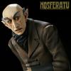 Nosferatu Statue