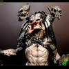 Predator Bad Blood Statue