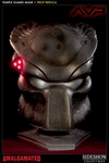 Predator Temple Guard Mask Life-Size Prop Replica