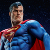 DC Comics Premium Format Superman From Sideshow Toy