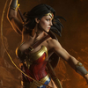 DC Comics Premium Format Wonder Woman From Sideshow Toy