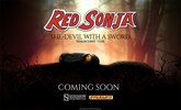 12 Days Of Sideshow: The Red Sonja - She-Devil With A Sword Premium Format Figure Teaser Image