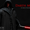 The Darth Maul 12-inch Figure From Sideshow Toy Preview
