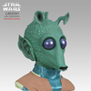 Star Wars Greedo 1:1 Scale Bust