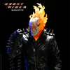 Ghost Rider Maquette - Sideshow Exclusive