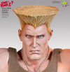 Guile Player 2 Version - Street Fighter 18-inch Mixed Media Statue