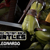 Leonardo Comiquette � Teenage Mutant Ninja Turtles Preview