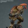 Teenage Mutant Ninja Turtles Michelangelo Statue From Sideshow