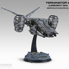 Terminator Hunter Killer - 20-inch Replica