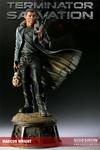 Terminator Salvation � Marcus Wright Polystone Statue
