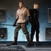 Batman: Begins 1/12 League Of Shadows Bruce Wayne & Henri Ducard From Soap Studio