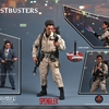 New 1/6 Scale Classic Ghostbusters Peter Venkman & Egon Spengler Figures Up For Pre-Order