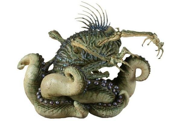 Sota Toys H P Lovecraft S Dagon Statue