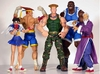 Street Fighter 3 Figures From Sota