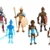 Check Out This New Line Of Animal Warriors of The Kingdom Figures From Spero Studios