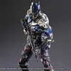 2015 NYCC Exclusive Play-Arts Kai Batman: Arkham Knight Color Variant Arkham Knight Figure