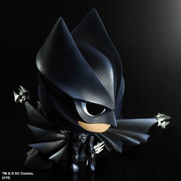 Lucifer Season 4 April: DC Comics Variant Static Arts Mini Batman, Superman