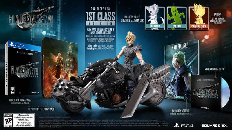 Final-Fantasy-VII-Remake-1st-Class-Editi
