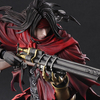 Dirge of Cerberus: Final Fantasy VII Play Arts Kai Vincent Valentine Images & Info