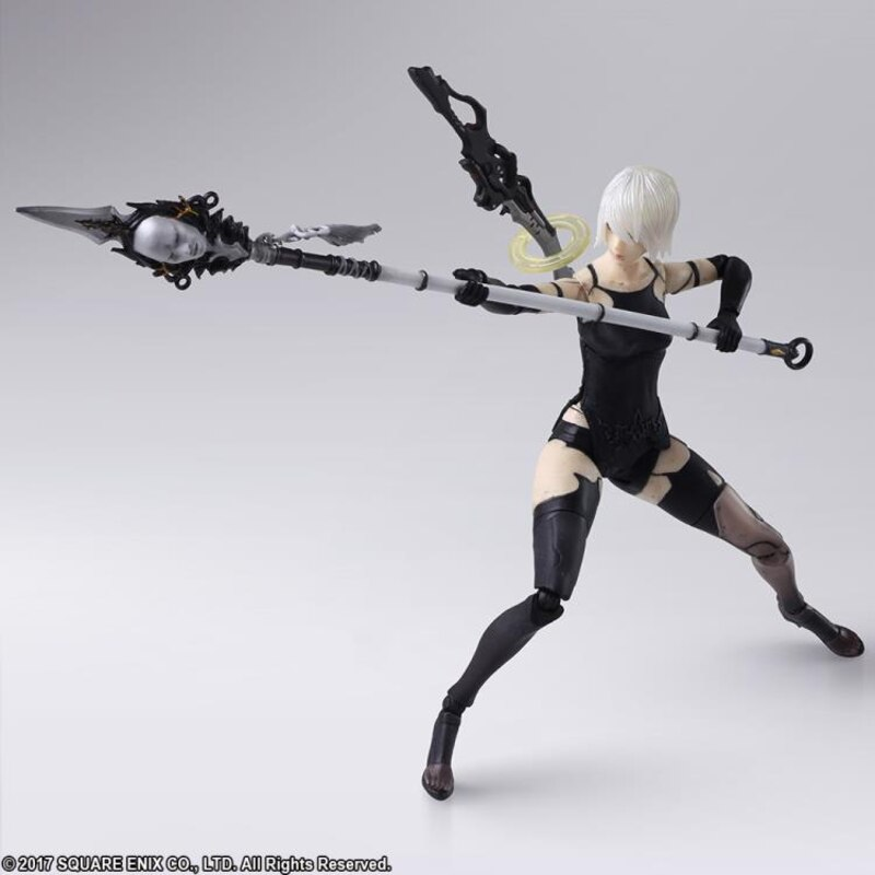 Nier Automata Bring Arts A2 Yorha Type A No 2 From