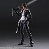 Play-Arts Kai Final Fantasy Squall Leonheart Figure Images