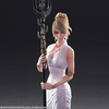 Final Fantasy XV Lunafreya Nox Fleuret Play-Arts-Kai Figure From Square Enix
