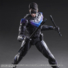Play-Arts Kai Arkham Knight Nightwing Figure